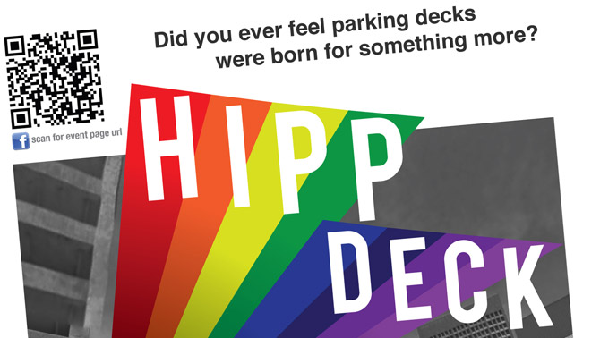 Hipp Deck Poster