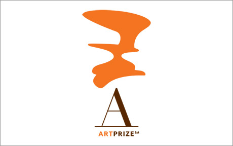 ArtPrize in Grand Rapids, Michigan open art competition logo