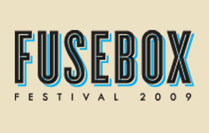James Kuehnle participates in the Fusebox Festival in Austin, Texas