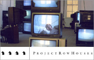 Project Row Houses video installation