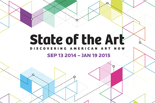 State of the Art: Discovering American Art Now exhibition in Bentonville, Arkansas.