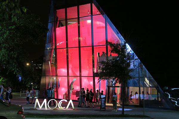 Please, no smash Musueum of Contemporary Art MOCA Cleveland